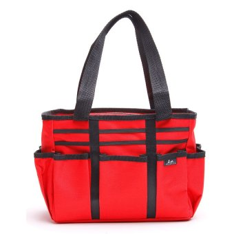 Le Organize Carry All Organizer (Red) Price Philippines
