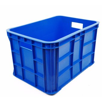 Harga Alatone Heavy Duty Close Crate 1680 Blue 275483-B