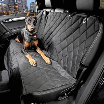 Car Pet Seat Covers Waterproof Seat Covers Mat for Pets Dogs - intl Price Philippines