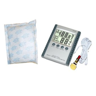 Raffles HC520 Digital Humidity Hygrometer Thermometer, External Probe with Silica Gel 500grams Price Philippines
