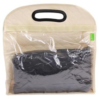 Hang-Qiao Non-Woven Fabric Dust Bag Creative Storage Bag Beige Price Philippines