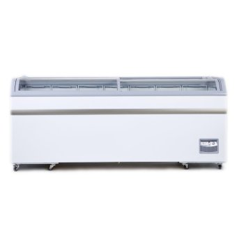 Harga Scan XS601 16 cu.ft. Display Chest Freezer