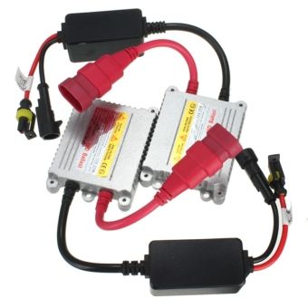 Harga Universel 35W HID Bi Xenon Slim Ballast Replacement Etanche Ballast Conversion 2PCS NEW - intl