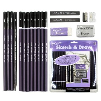 Harga Monte Marte Sketch & Draw Set