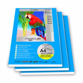 Harga i-Tech Glossy Photo Paper A4 180gsm