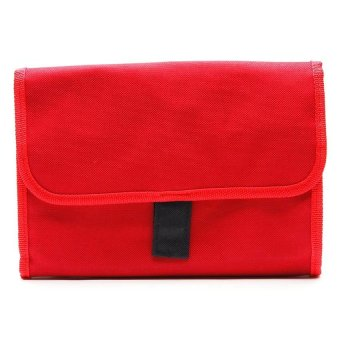 Le Organize Cosmetic Organizer (Red) Price Philippines
