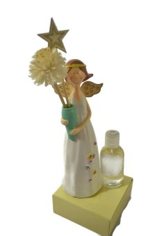 Lady Angel Aroma Oil Diffuser (White) Price Philippines