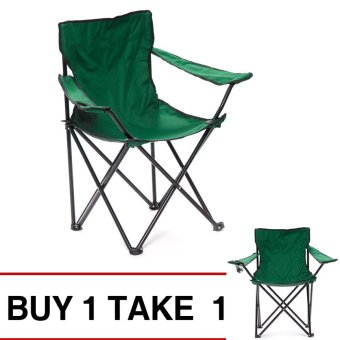 Large Foldable Director's Chair (Moss Green), Buy 1 Take 1 Price Philippines