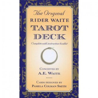 Harga The Original Rider Waite Tarot Pack