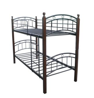 Harga Hapihomes 208 Double Deck Bed Frame