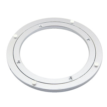 eMylo Diameter 250mm Aluminum Lazy Susan Turntable Bearings for Dining-table Price Philippines