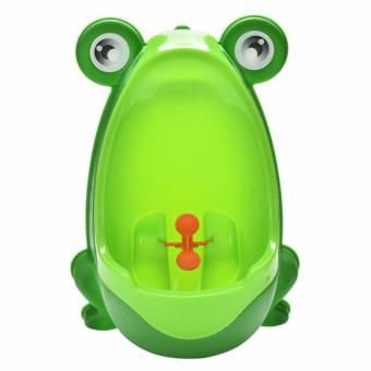 Harga Buytra Frog Kids Potty Toilet Training Kids Urinal Baby Boys Pee Trainer Bathroom