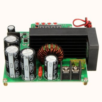 Harga DC-DC BST900 0-15A 8-60V To 10-120V Boost Power Supply Module CC/CV LED Driver - intl