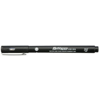 New Black Fine Line Drawing Pen Technical Art (BK400 0.2mm) Price Philippines