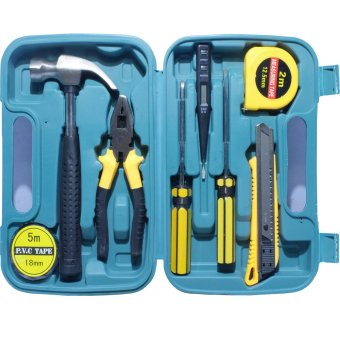 Harga LECHG TOOLS 8pc Handy Tools Set