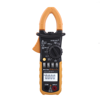 Harga HYELEC MS2108A Digital AC/DC Clamp Meter 4000 Counts