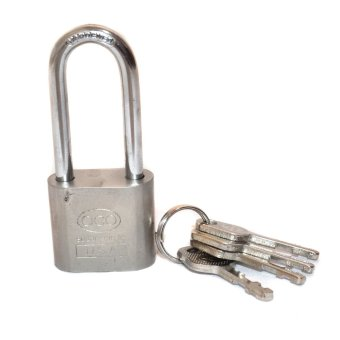 Harga Square Circle Security Padlock L