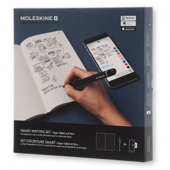 Harga Moleskine Smart Writing Set (Large Paper Tablet and Pen)