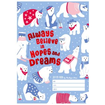 Harga The Paper Stone Jotter Notebook (Always Believe in Hopes and Dreams)