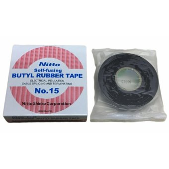 Harga Nitto rubber tape no. 15