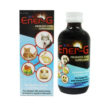 Papi Ener-G Probiotic Food Supplement