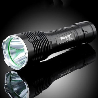 Harga Long Range Super Bright Searchlight LED Flashlight