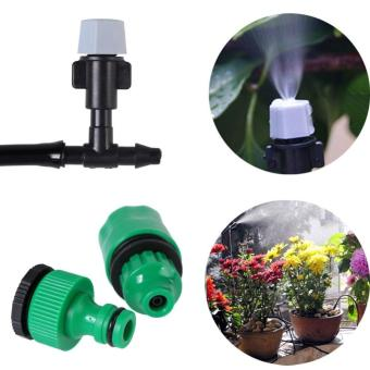 10m Outdoor Garden Patio Misting Cooling Irrigation System Hose 20 Mister Nozzle - intl Price Philippines