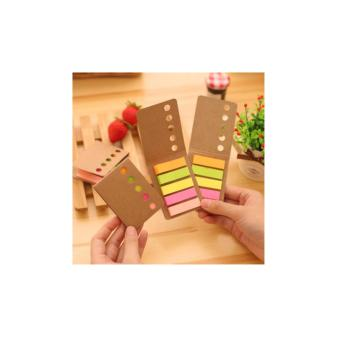 Colorful Post It (2pcs Set) Price Philippines
