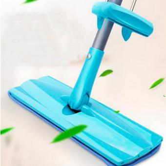 Harga FREE HAND EASY MOP (BLUE)