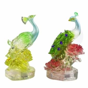 Harga Feng Shui Peacocks For Greater Recognition 2017