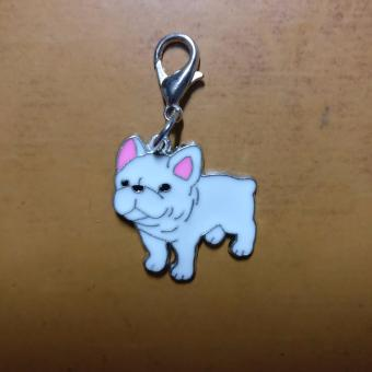 Dog Charm Pendant White French Bulldog Price Philippines