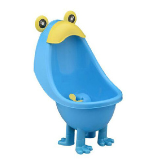 Harga Frog Children Stand Urinal Blue