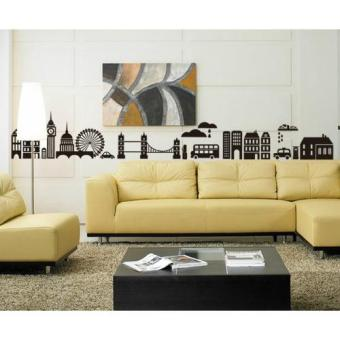Harga London Silhouette Wall Sticker