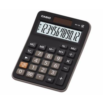 Casio Basic Calculator MX-12B - Price Philippines