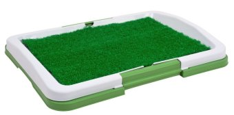 Puppy Potty Trainer Indoor (Green) Price Philippines
