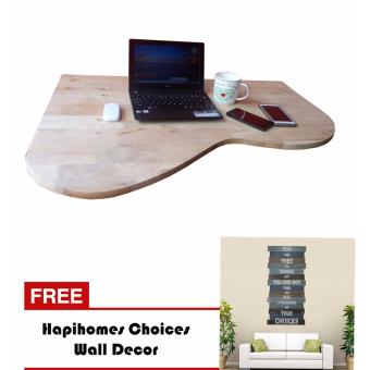 Harga Hapihomes Mothly Folding/Hanging Table FREE Choices Wall Decor