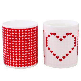 I LOVE YOU Magic Mug Heat Sensitive Changing Color Changing Design Mug Price Philippines
