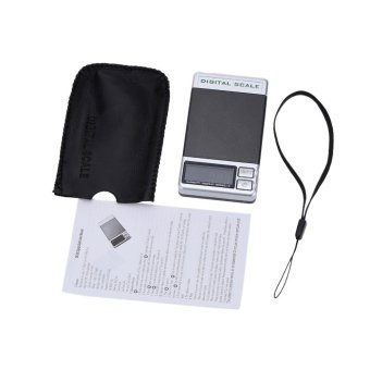 Dual Accuracy Mini Digital Weight Pocket Scale Weighing Tool (Intl) Price Philippines