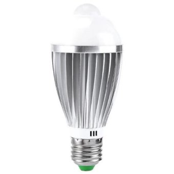 5W Motion Detection Sensor LED Bulb Price Philippines