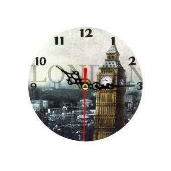 Harga Wallmark London Big Ben Table Clock