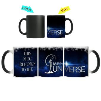 CopyCut Magic Color Changing Heat Sensitive Mug Ms Universe Beauty Queen Pageant Price Philippines