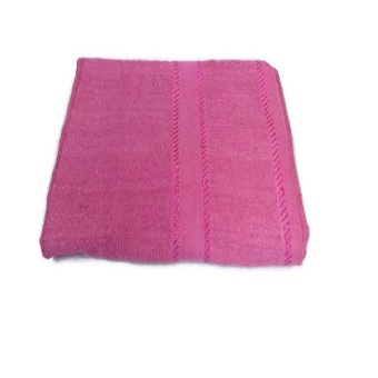 Harga Beverly's Bath Towel Collection-(Pink)