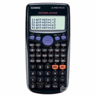Harga CASIO FX-95ES CST Plus Scientific Calculators 274 functions- FX-95ESPlus