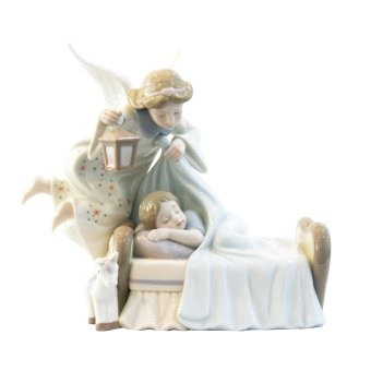 Porcelain Angel Guarding Sleeping Baby Price Philippines
