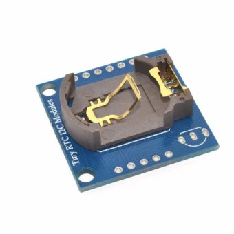 Harga AT24C32 Real Time Clock RTC I2C DS1307 Module for AVR ARM PIC 51 ARM