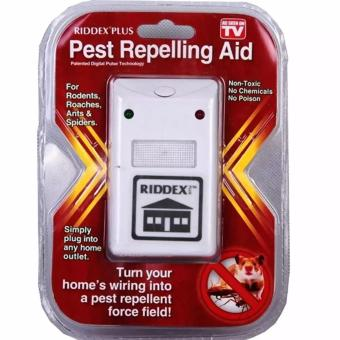 Riddex Pest Repelling Aid Pest Insect Repellent Safe to use Built-in LED light Price Philippines