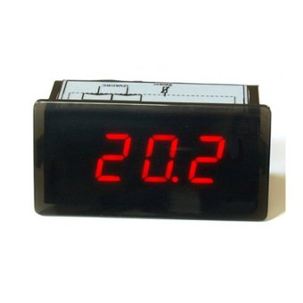 Harga Digital Thermometer with Bright LED Display (220VAC)