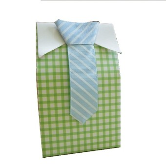 20 pcs My Little Man Blue Green Bow Tie Birthday Boy Baby Shower Favor Candy Treat Bag Wedding Favors Candy Box Gift Bag (Intl) Price Philippines