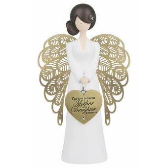 Harga 'You Are an Angel' 155mm Angel Figurine Gold Wings