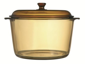 Harga Luminarc Vitro Casserole with Lid 3.5L (Amberline)